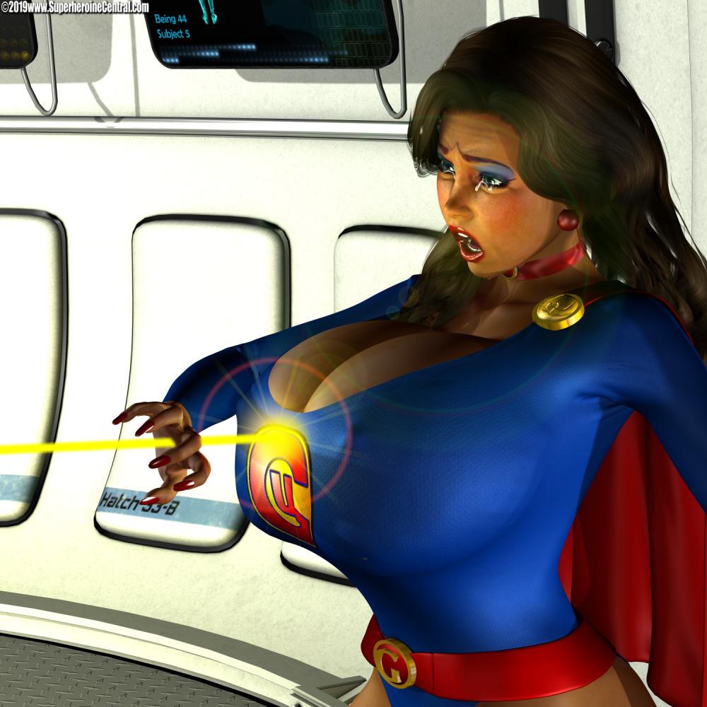 Super Heroine Central