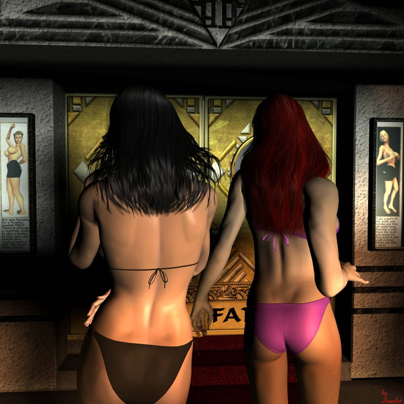 image002 After a small reconstruction one lesbian in the same areas opened gay club ...